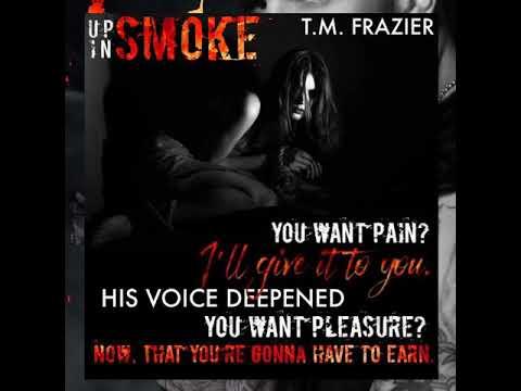 Up in Smoke YouTube Hörbuch Trailer auf Deutsch
