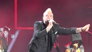 Robbie Williams - Let Me Entertain You - live, Spirit Of Burgas 2015
