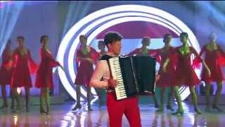 Martynas & Florian Silbereisen - Hungarian Dance No. 5 2013