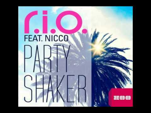 R.I.O. feat. Nicco - Party Shaker (Whirlmond remix)