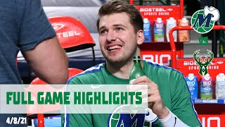Luka Doncic (27 points) Highlights vs. Milwaukee Bucks