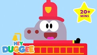 Roly's Best Moments! - 20 Minutes - Hey Duggee Best Bits - Hey Duggee
