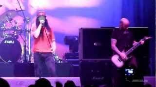 Anthrax - Metal Thrashing Mad (Live in Jakarta, 31 March 2012)