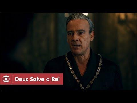 Deus Salve O Rei: capítulo 129 da novela, sexta, 8 de junho, na Globo