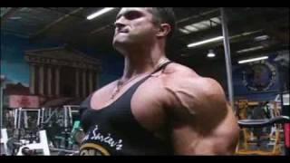 Bodybuilding-Alexander Fedorov biceps