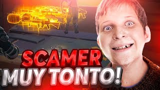 😜SCAMEO to SCAMER VERY TONTO☠️ Fortnite Save the World
