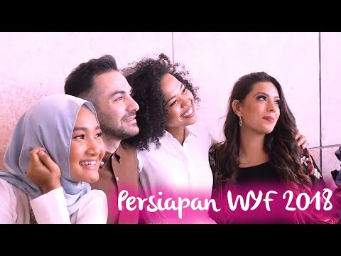 Persiapan Menuju World Youth Forum 2018 Mesir #Part2