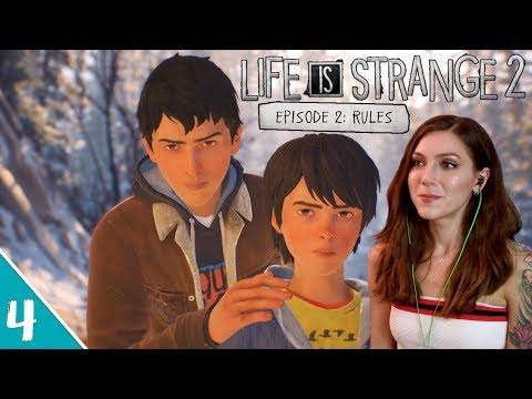 Back With The Brothers | Life is Strange 2 Pt. 4 | Marz Plays thumbnail