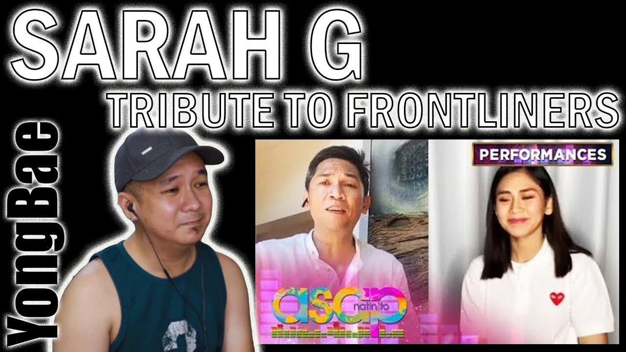 Sarah Geronimo Guidicelli and Dr. Melfred Hernandez - Paano Kita Mapasasalamatan | YongBae Reactions
