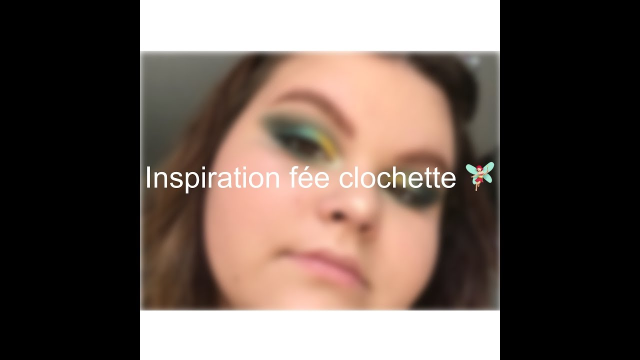 Serie Maquillage Inspiration Fée Clochette 1 Youtube