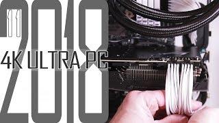 4K Ultra Gaming PC 2018 #11 GTX1080Ti einsetzen / Selber zusammenbauen für Anfänger