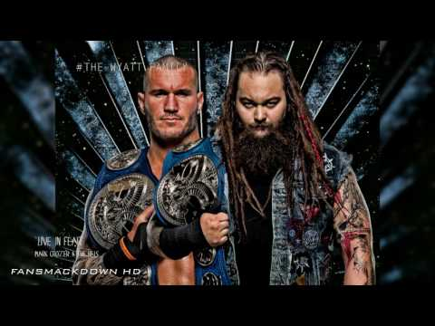 "WWE | ""Live In Fear"" by Mark Crozer & The Rels (The Wyatt Family 3rd Theme Song)"