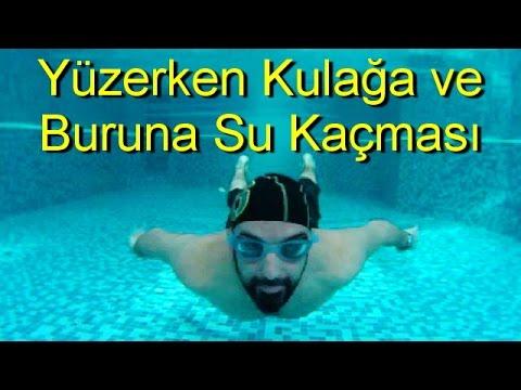 Yüzme için kulak tıkacı nasıl seçilir