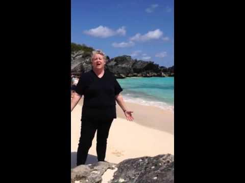 Bermuda, chaplains Bay hello to FB Friends