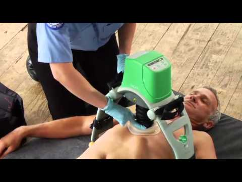LUCAS Chest Compression System  YouTube