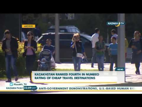 Kazakhstan ranked fourth in Numbeo rating of cheap travel destinations - Kazakh TV
