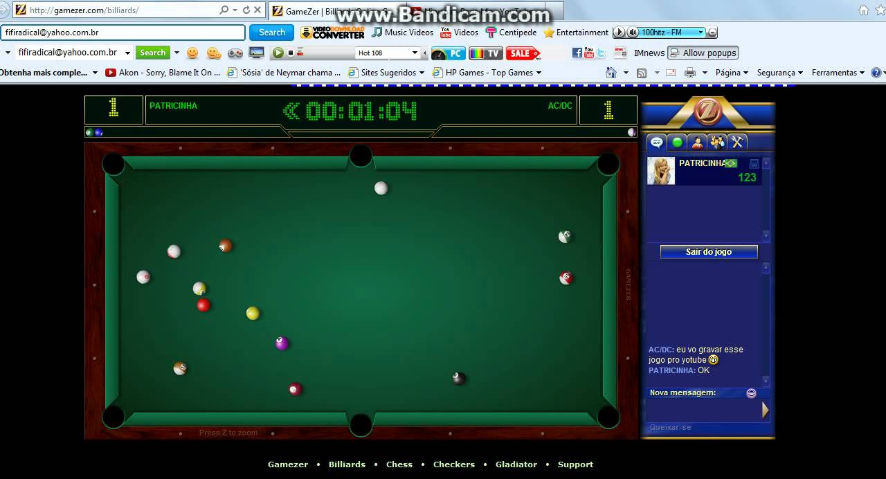 Pool Billiard Online