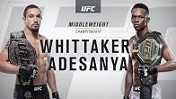 UFC 243: Robert Whittaker vs Israel Adesanya Recap