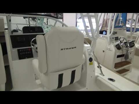 2020 Striper 20 Walkaround, New Boat For Sale In Sandusky, Ohio At Clemons Boats