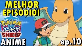 Pokémon Sword and Shield: ASH PEGOU UM DRAGONITE! (ep.10)