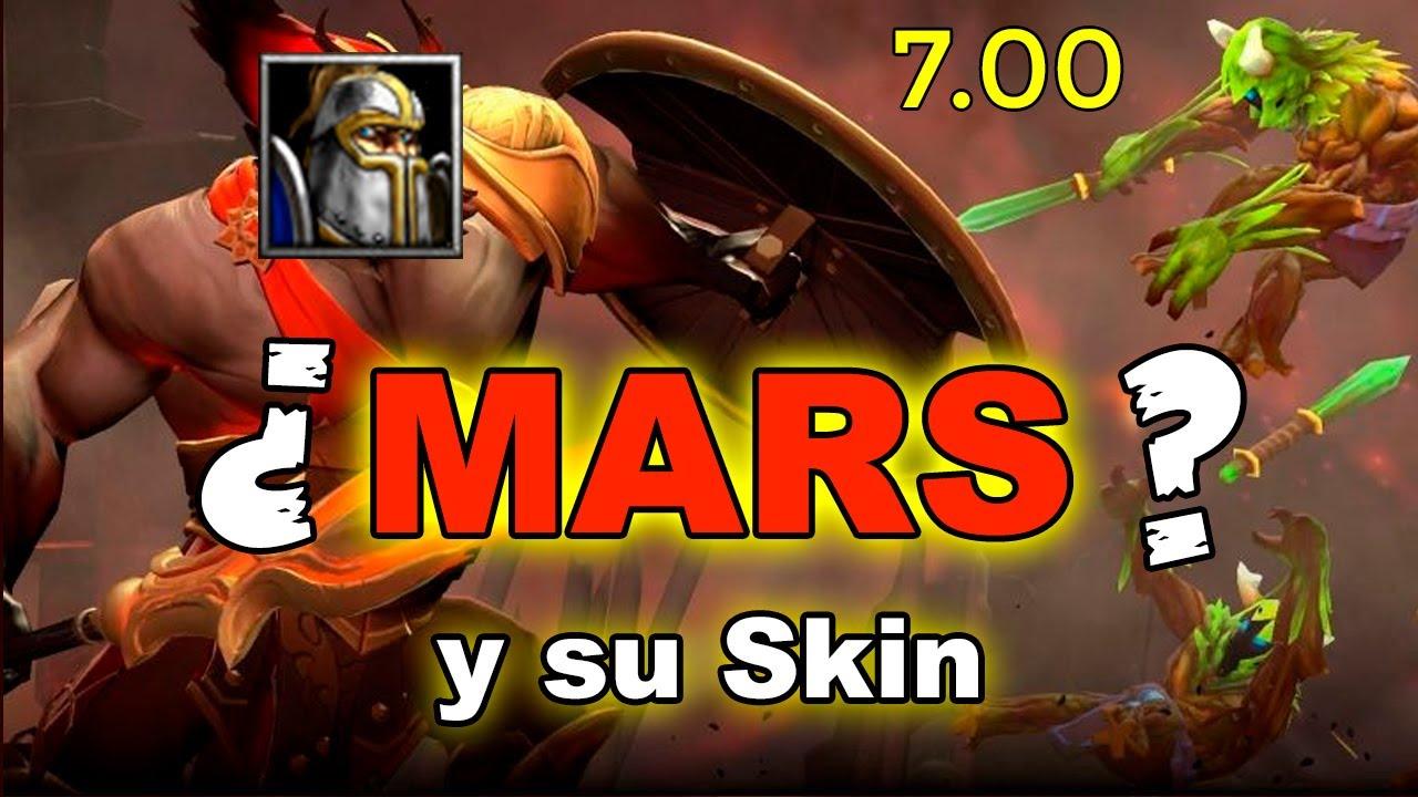 Mars Dota 1 ES
