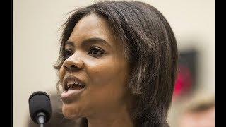 Candice Owens HILARIOUSLY Buckdance for Congress After Hitler Comments