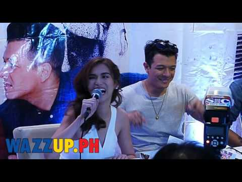Part 9 Walang Forever Presscon with Jericho Rosales and Jennylyn Mercado