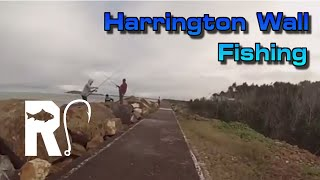 Harrington wall fishing