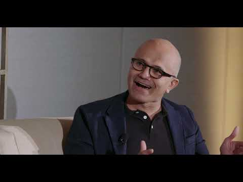 Blitzscaling with Microsoft CEO Satya Nadella and Greylock Partner Reid Hoffman
