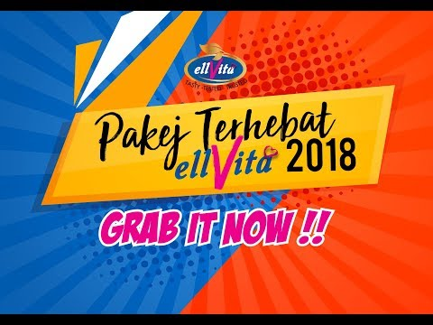 Pakej Terhebat 2018. GRAB NOW !!