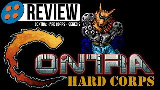 Contra Hard Corps Video Review