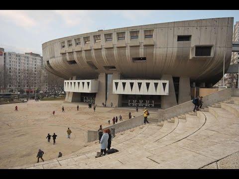 Lyon Part-Dieu Architectures - L'Auditorium