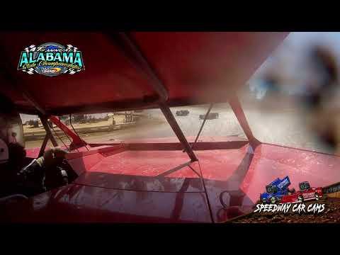 #X2 Dustin Hughes - Hobby - 9-22-19 East Alabama Motor Speedway - In-Car Camera