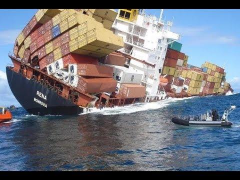 समुद्र में इसलिए डूब जाते हैं विशालकाय जहाज, ये हैं खास वजहें    Why-giant-ships-sinks-in-the-ocean?
