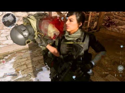 A priceless execution - Call of Duty®: Modern Warfare
