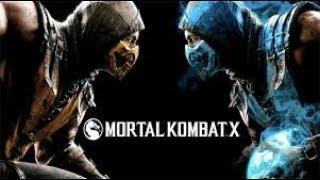 Mortal Kombat X Türkçe Tüm Hikaye Film Tadında