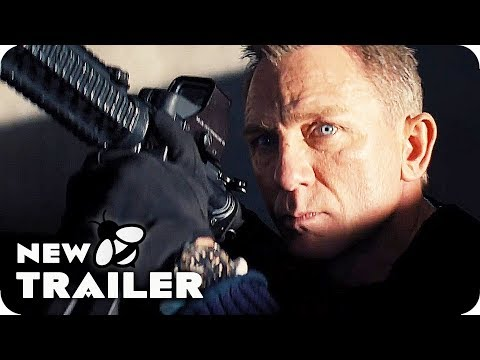JAMES BOND 007 NO TIME TO DIE Trailer (2020) Bond 25 Movie