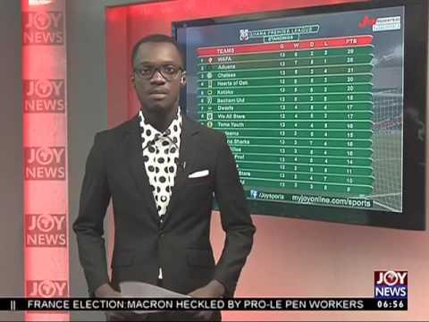 Ghana Athletics - AM Sports on Joy News (27-4-17)