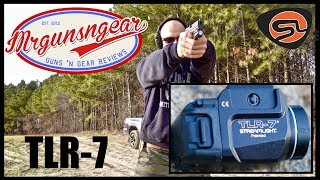 Streamlight TLR-7 500 Lumen Weapon Light Review: Best Concealed Carry Light?