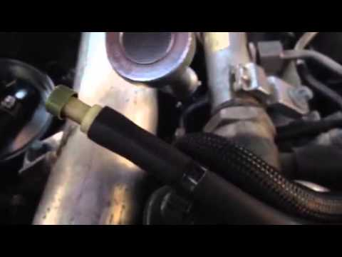 Jeep Grand Cherokee 2006 Glow Plug Removal Youtube
