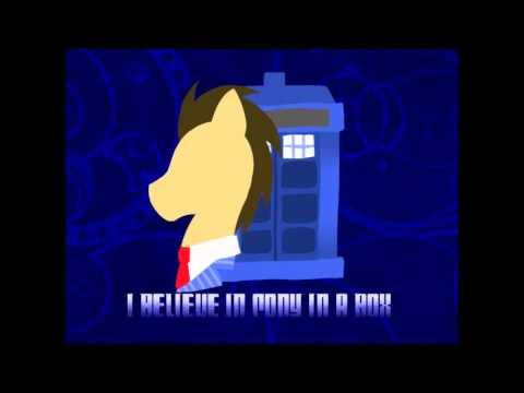 Doctor Whooves Adventures: Traveler-The Plea