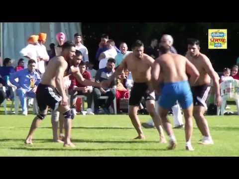 Kabaddi Mela 3 July 2016 Frankfurt Part  - 2 (Media Punjab TV)
