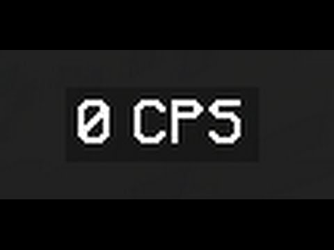 CPS Mod Tutorial - How to properly download it  (Clicks per second)
