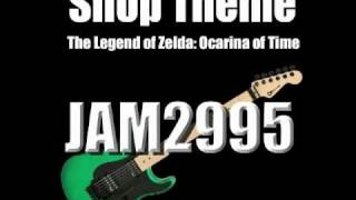 Shop/Bazaar Theme (Ocarina of Time) Guitar Cover