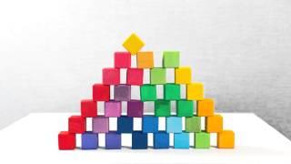 Что умеют деревянные кубики?