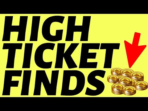 How To Find High Ticket Dropshipping Niches (2019) thumbnail