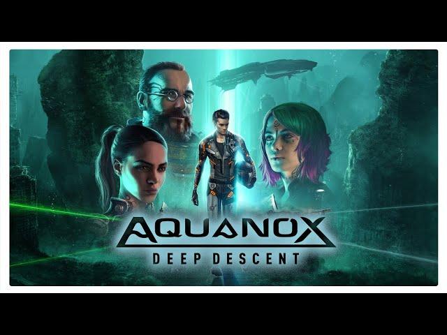 Aquanox Deep Descent - Gameplay 1080p (Pt-Br)