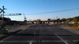 Texas State Highway 174 through the town of Cleburne, Texas