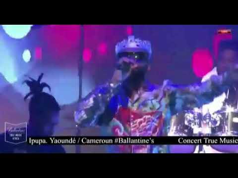 Fally Ipupa - Belle fille (live Yaoundé 2018)