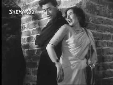 Achha Ji Main Haari Chalo Maan Jao Na ( Madhubala, Dev Anand ) Kalapani [1958]
